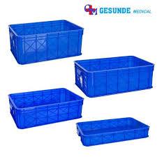 Keranjang Industri menjual rak kontainer industri tanpa lubang toko alat industri