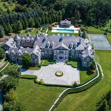 Stone Mansion Alpine Nj Floor Plan Homes Of The Rich Home Facebook