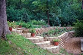 keystone garden wall landscape retaining wall block albert