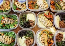 food prep meals easy meal prep