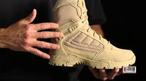 response ii 8 inch desert tan premium mens tactical boot from