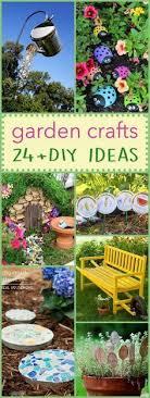Gardening Craft Ideas 12 Diy Garden Crafts Projects Ideas And Tutorials Yards