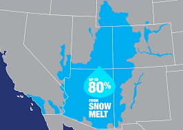 Colorado Nasa Measures U0027dust On Snow U0027 To Help Manage Colorado River Basin