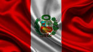 Lima Flag La Bandera De Perú Perú Pinterest Peru