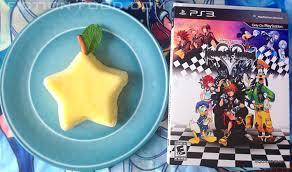 fiction food café paopu fruit star cake for the