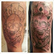 skull page 2 tattoos by turkey