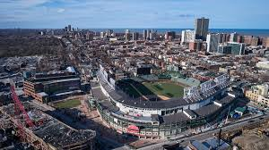 Chicago Cubs Map by Chicago Cubs Open Major Office Development Near Wrigley Field