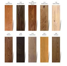 Cork Flooring Colours Colour Oil Colouring And Protection Of Wood Floors
