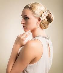 Hochsteckfrisurenen Glattes Haar by Die Besten 25 Glatte Hochsteckfrisur Ideen Auf
