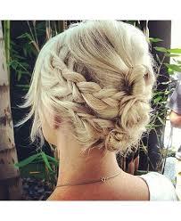 Hochsteckfrisurenen Kurzhaar by 12 Updo Hairstyles Ideas Anyone Can Do Hochsteckfrisur