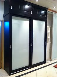 Sliding Door Bedroom Wardrobe Designs Glass Door Wardrobe Designs Images Glass Door Interior Doors