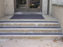 preparing outdoor non slip stair treads u2014 the wooden houses