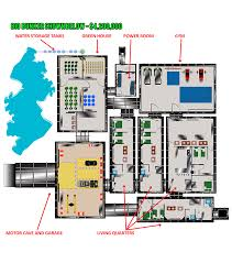 ingenious 13 underground bunker floor plans home with homeca