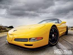 1999 corvette z06 2004 chevrolet corvette z06 gm high tech performance magazine