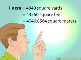 800 Square Feet In Square Meters How To Calculate Acreage With Cheat Sheet Wikihow