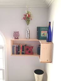 Corner Bookcase Ideas The Turning Point Diy Corner Shelves Hometalk