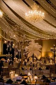 Drape Lights Weddings White Sheer Fabric Draping With White Iciclelights Wedding Ideas