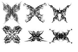 tribal butterfly tattoo design by jonnyhflash on deviantart