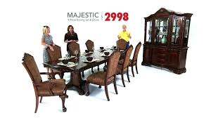 used dining room sets used dining room sets dining room sets furniture bobs furniture