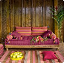 canape indien banquette indienne a cosy place