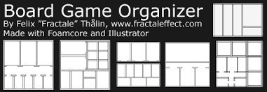 general tips and tricks on making foamcore organizers foamcore