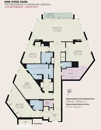 Three Bedroom Flat Floor Plan One Hyde Park 4 Bedroom Floor Plan U2013 Home Plans Ideas