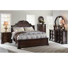 Bedroom Furniture Sale Alexandria 5 Pc Queen Bedroom Group Badcock U0026more