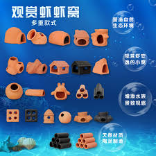 Decorative Water Tanks Usd 3 89 Three Lake Fish Tank Shaped Water Tank Aquarium Cave