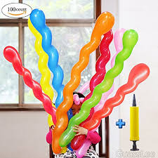 clowns balloons twisty magic balloons with 260q animal balloons for