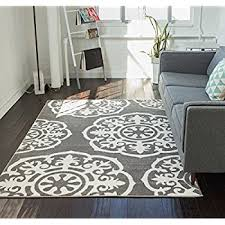 How Do You Clean An Area Rug Amazon Com Rugshop Moroccan Trellis Contemporary Indoor Area Rug