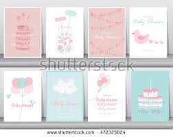 baby shower poster baby shower vector free vector stock graphics images
