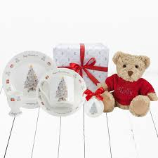Baby First Christmas Bauble Personalised by My First Christmas Hamper Personalised Baby Christmas Gifts