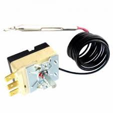 adjustable fan limit switch high limit electric fan snap switch thermostat normally open for