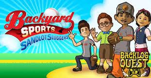 Amir Khan Backyard Sports Backyard Baseball Was The Best Computer Game Thepostgame Com