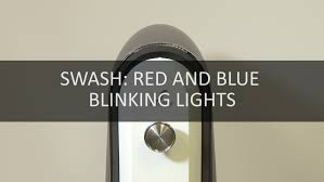 whirlpool ice maker red light flashing swash red and blue blinking lights learn whirlpool video center