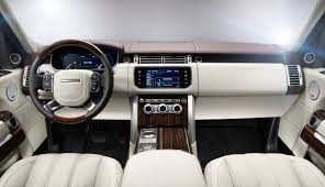 land rover lr2 interior 2013 range rover espresso almond interior dash eurocar news