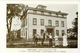 empire house stony ridge oh centennial history 1872 u2013 1972 luckey historical