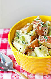 tarragon potato salad recipe its yummi bites of food and life