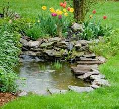Building A Fish Pond In Your Backyard by Small Pond Waterfall Ideas Edition Ideas For The Smaller