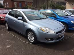 used blue fiat bravo for sale rac cars