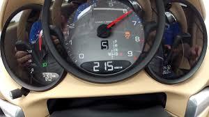 porsche boxster top speed porsche boxster s pdk braking top speed test balocco proving