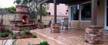 backyard patios with pergolas home outdoor decoration