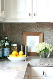 ideas for decorating kitchen countertops sophisticated kitchen counter decorating ideas icdocs org
