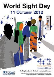 World Blindness Day Iapb Poster 2012 Alexandra Huchet