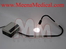 ob gyn exam light welch allyn 48830 exam light with fiber optic light pipe 48200