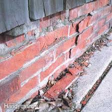 how to repair mortar joints family handyman