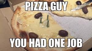 Meme Pizza - fail pizza weknowmemes generator