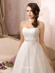 sequined wedding dress princess strapless floor length sequined tulle skirt wedding dress