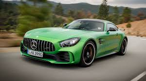 green mercedes 2018 mercedes amg gt r first drive the green monster of your dreams