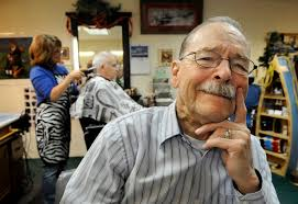 north side barber retiring after 61 year career the spokesman review